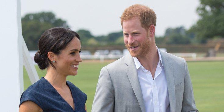 Salen a la luz los posibles nombres que los Duques de Sussex barajan para su primer hijo