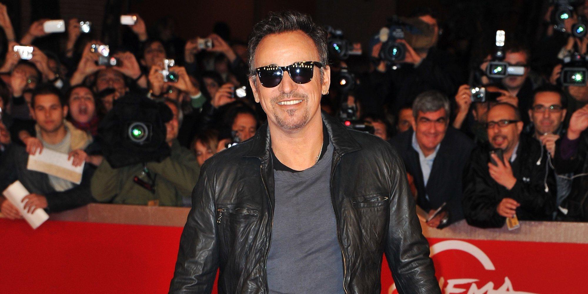 Bruce Springsteen confiesa tener que medicarse para mantenerse mentalmente sano
