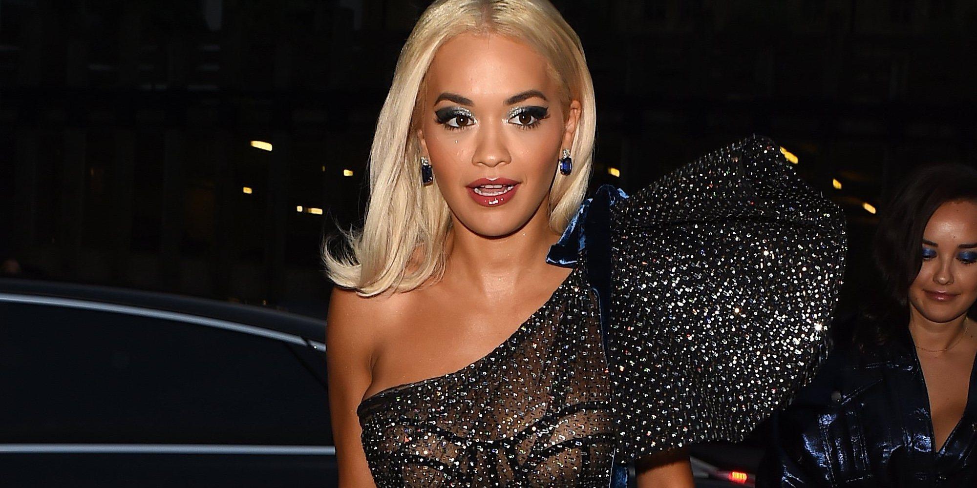 Rita Ora y Andrew Garfield podrían estar saliendo juntos