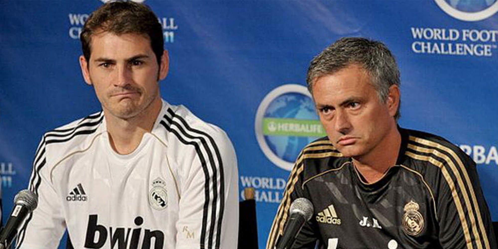 Enemigos Íntimos: Iker Casillas y José Mourinho, enfrentados por una inocente llamada