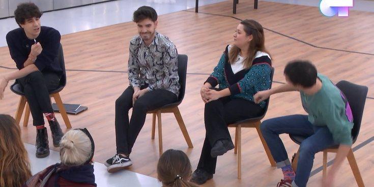 Así ha sido el emotivo regreso de Roi a 'Operación Triunfo 2018': lágrimas y mucha emoción
