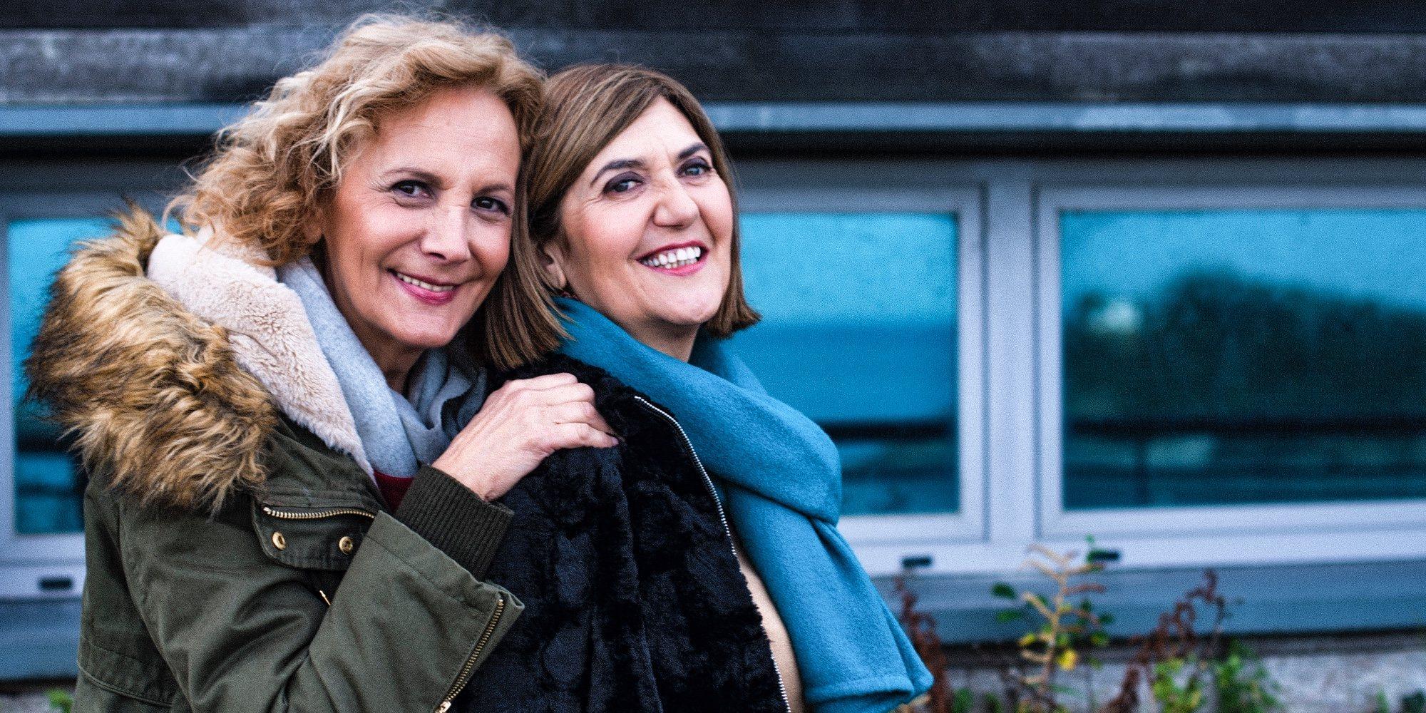 Elena Irureta y Ane Gabarian interpretarán a Bittori y Miren en la serie 'Patria'