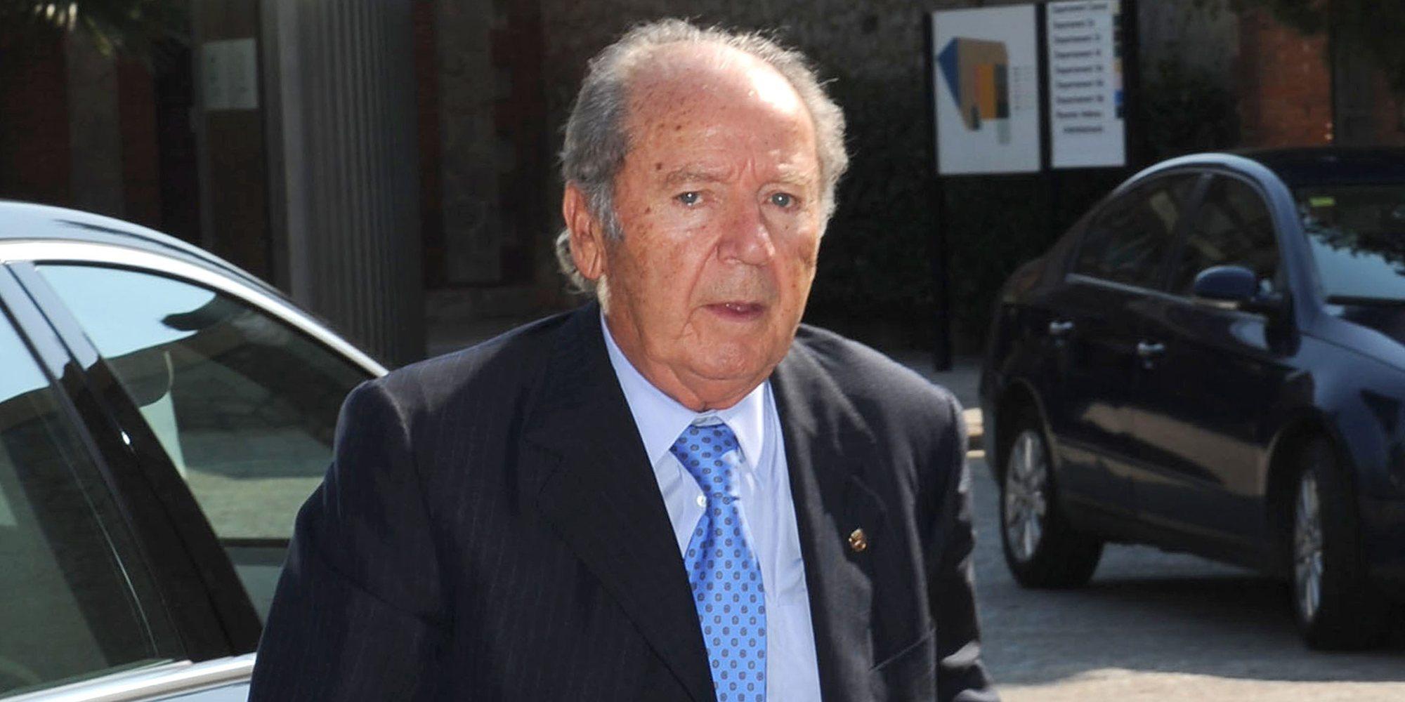 Muere Josep Lluis Núñez, ex Presidente del Barça, a los 87 años