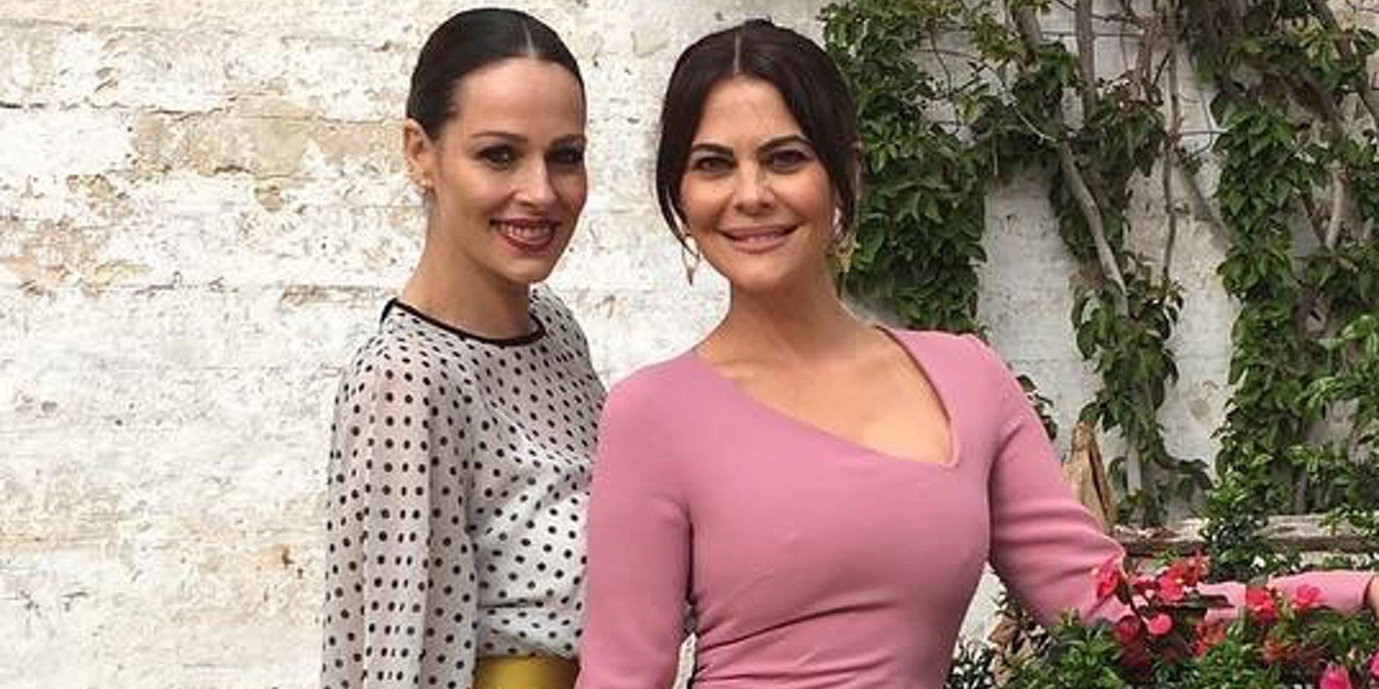 Eva González y María José Suárez no irán a la boda de Elena Tablada