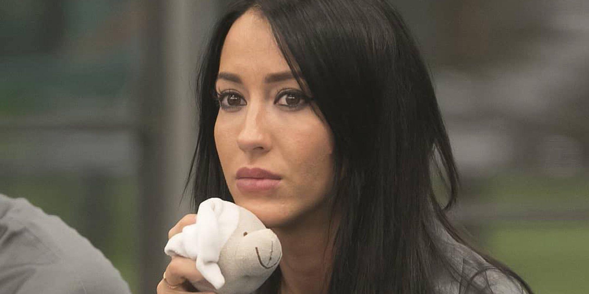 Aurah Ruiz ya está por fin con su hijo Nyan en Canarias después de salir de 'GHVIP6'