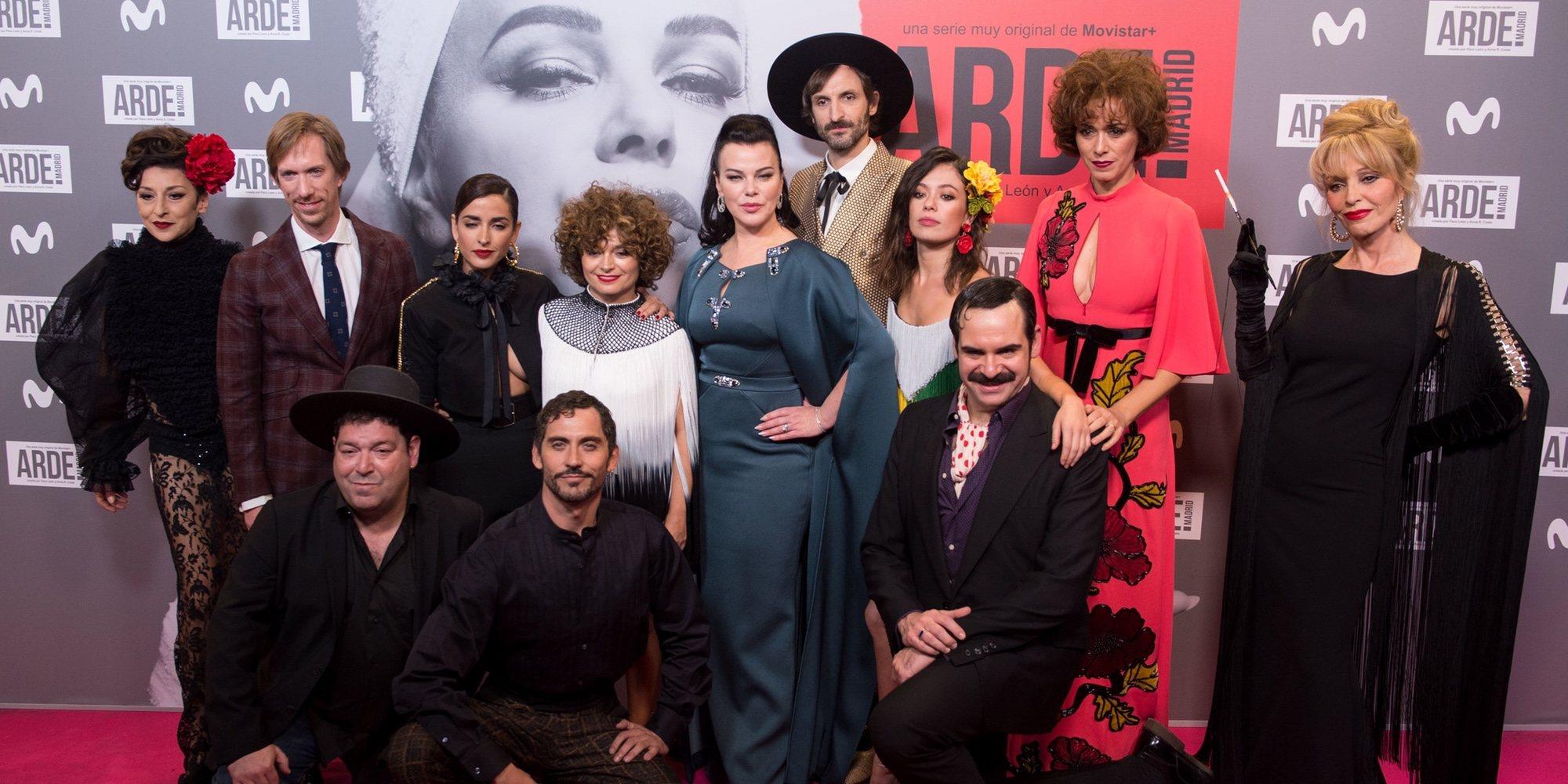 Lista de nominados de los Premios Feroz 2019