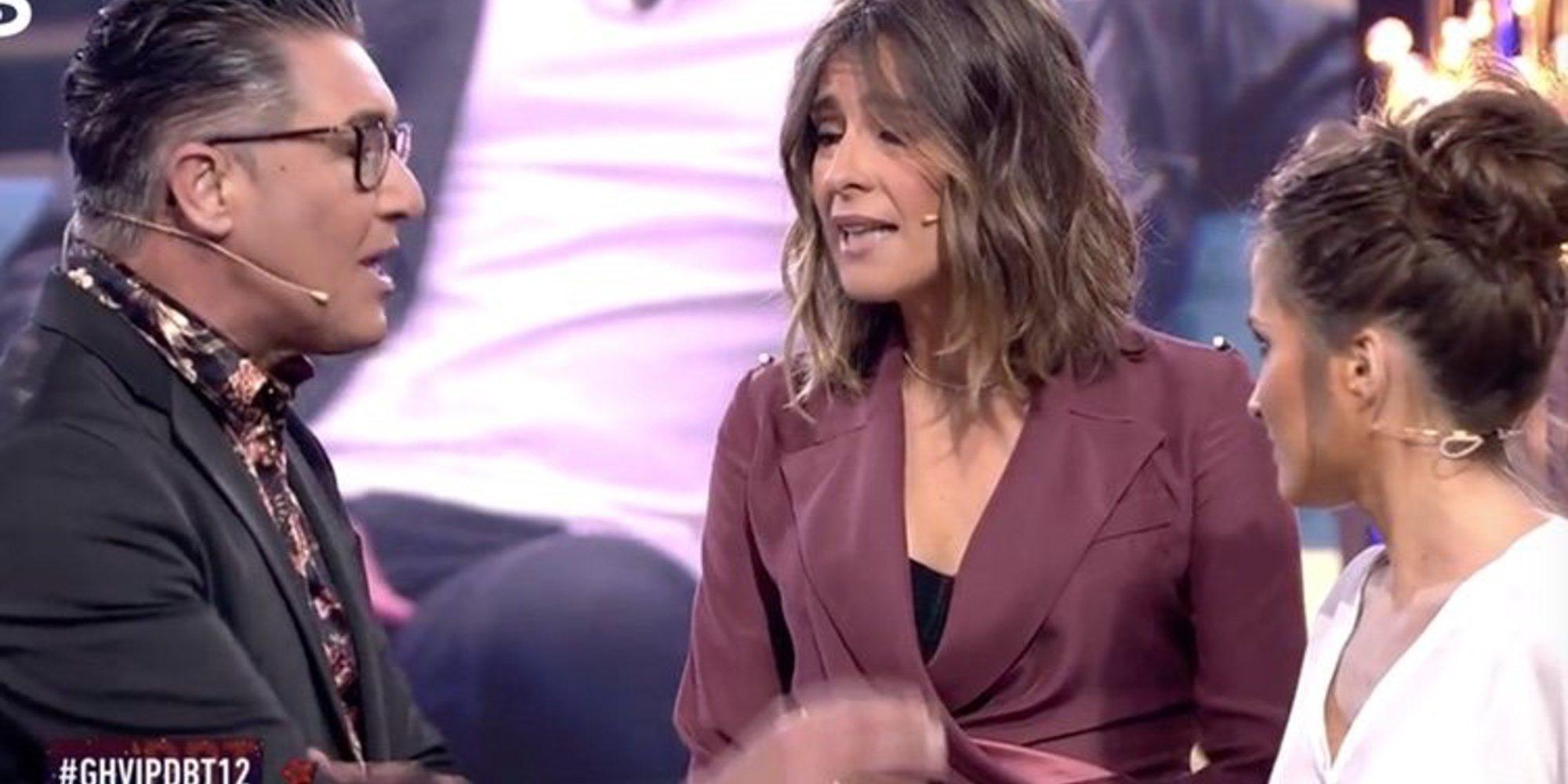 """Ángel Garó ataca duramente a Verdeliss en 'Sálvame': """"Ella se dedica a negociar con sus hijos"""""""