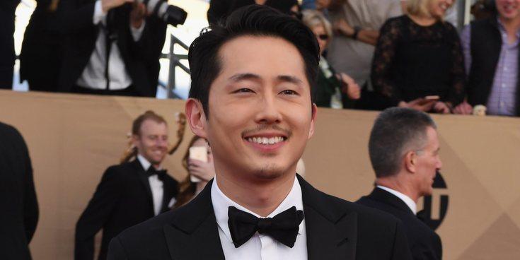 Steven Yeun de 'The Walking Dead', espera su segundo hijo junto a Joana Pak