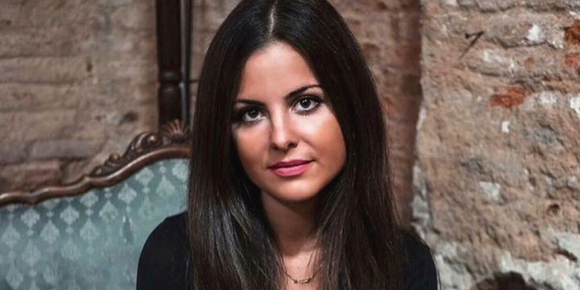 Alexia Rivas, el motivo de la sonrisa de Julián Contreras Jr.