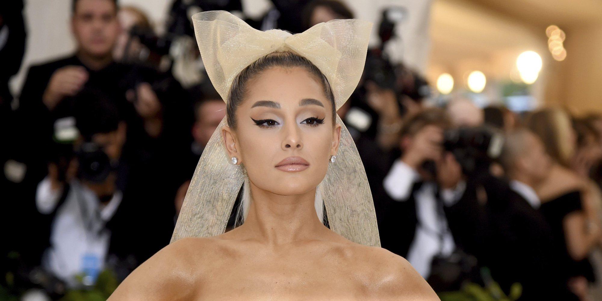 """Ariana Grande: """"2018 ha sido uno de los mejores años de mi carrera y el peor de mi vida"""""""