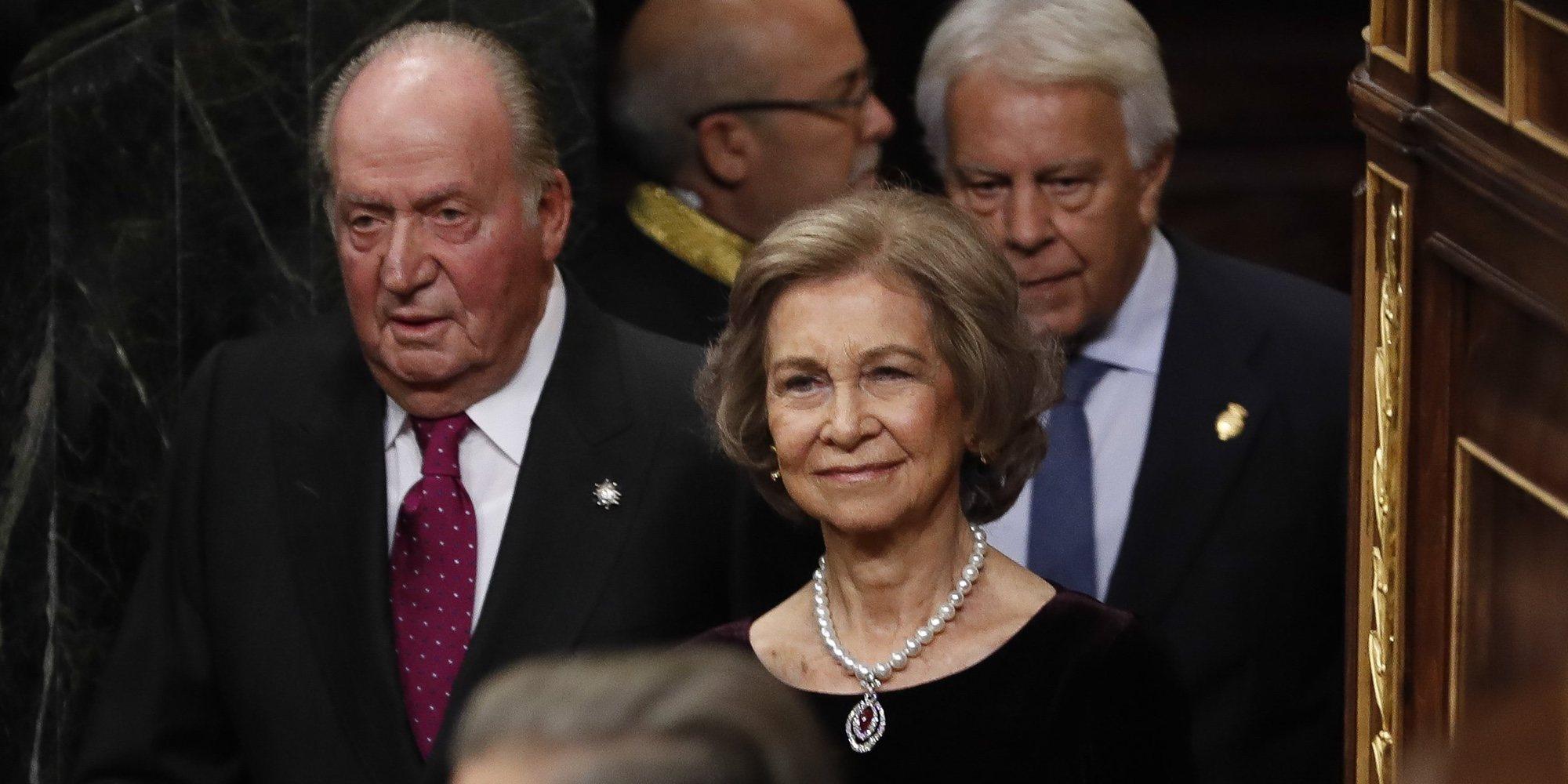 El recuerdo de la Reina Sofía a su madre en un día muy especial: así ha lucido el rubí de la Reina Federica