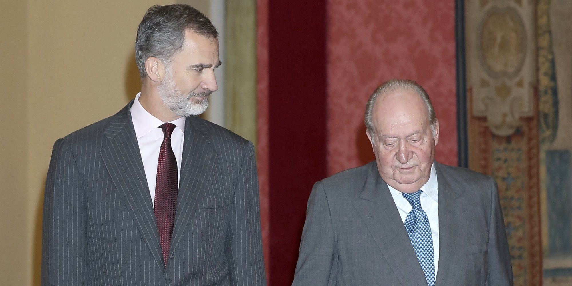 El esfuerzo del Rey Felipe para reconciliarse con el Rey Juan Carlos pese a las presiones