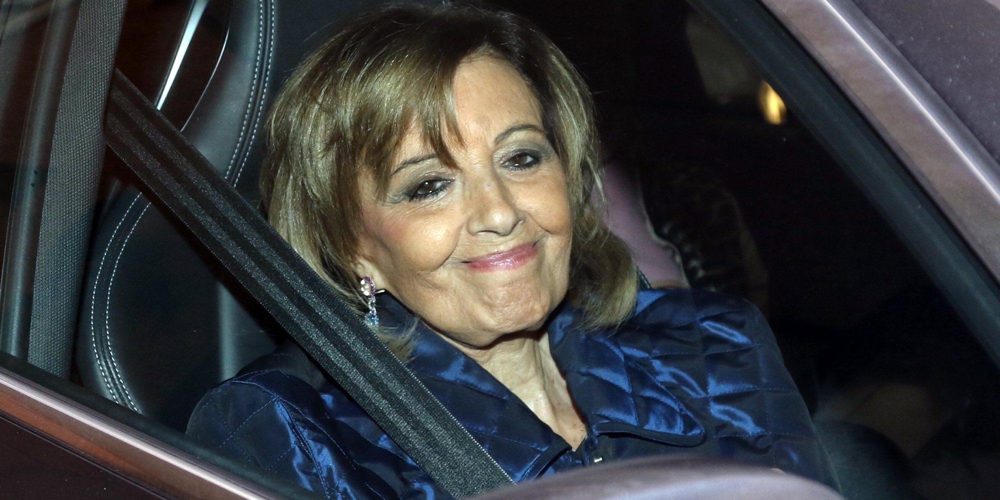 María, la exasistenta de María Teresa Campos, señala a los culpables de su despido