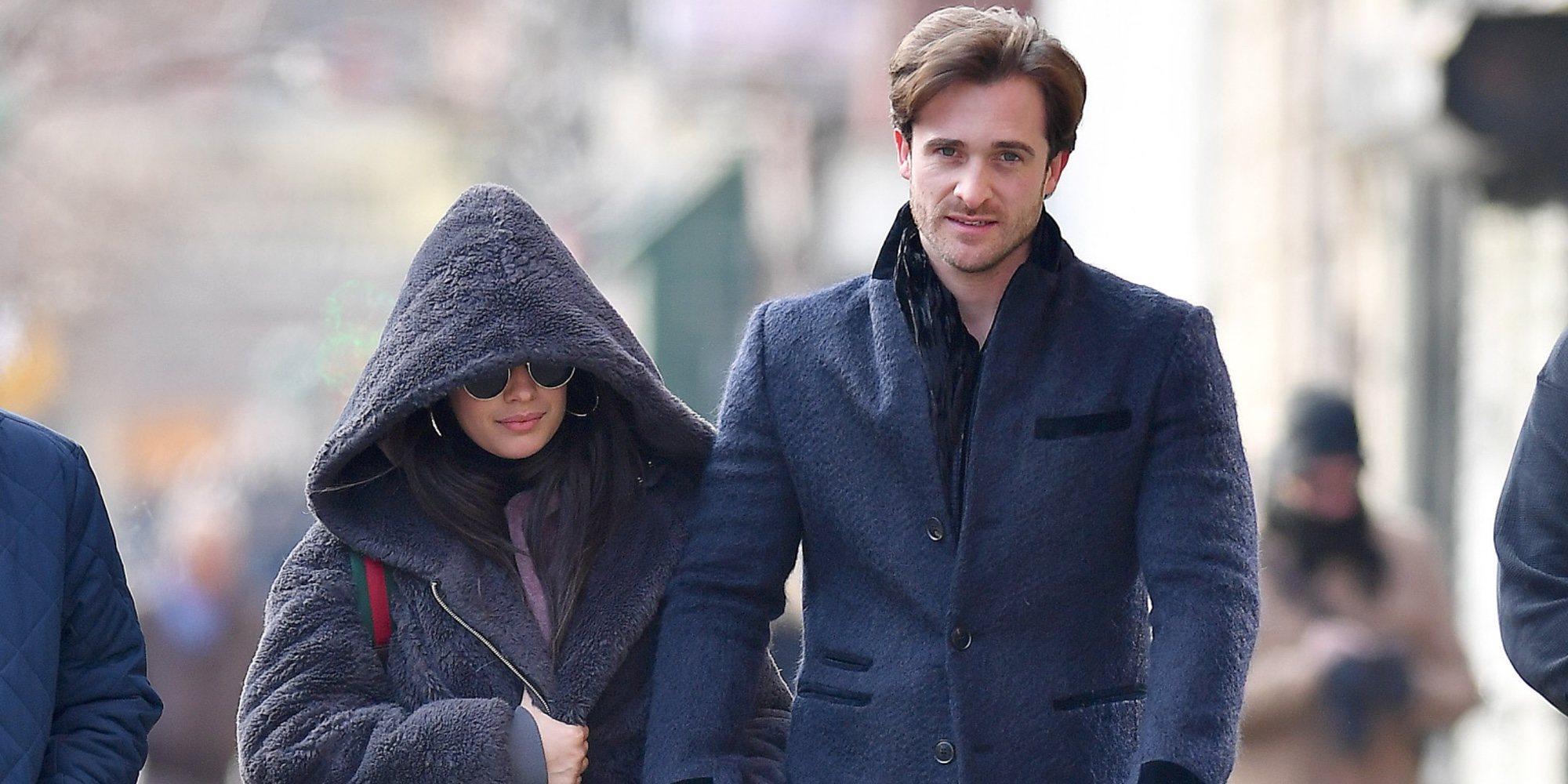 Camila Cabello y Matthew Hussey pasean su amor por las calles de Nueva York