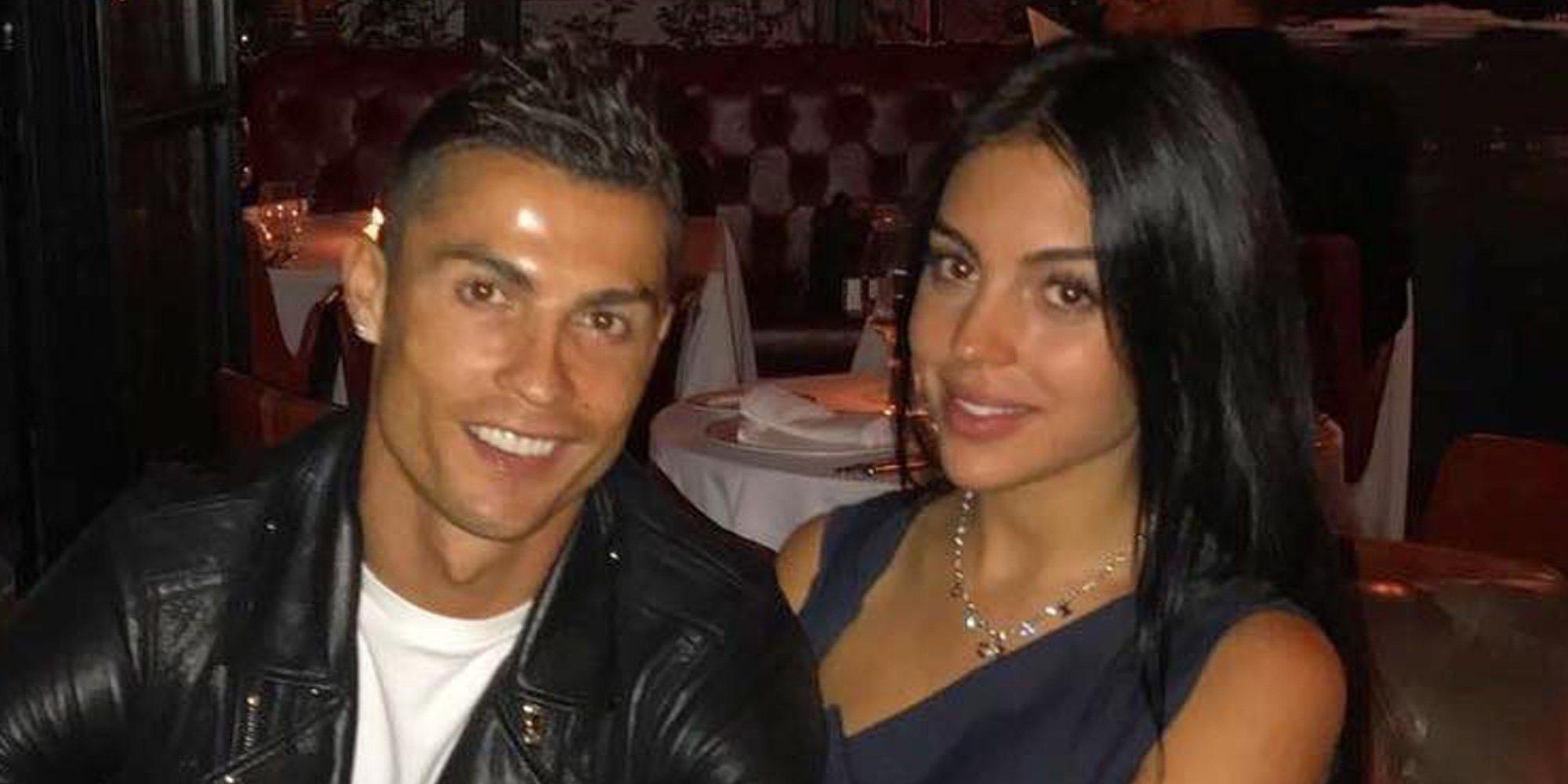 """Cristiano Ronaldo no tiene pensado casarse con Georgina Rodríguez: """"No está en mis planes"""""""