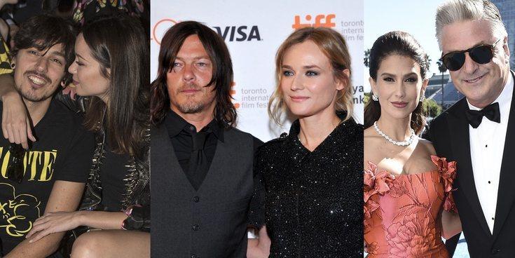 Dafne Fernández, Diane Kruger o Alec Baldwin entre los actores que han sido papás en 2018