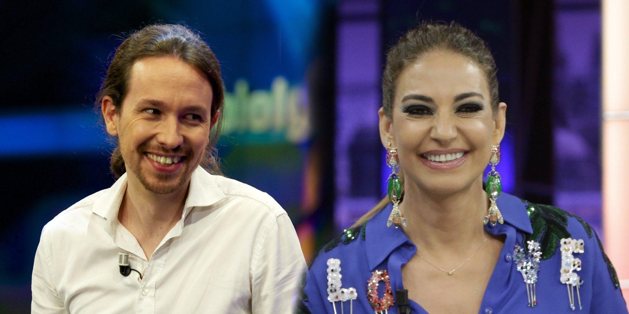 Pablo Iglesias pide disculpas a Mariló Montero por un comentario machista hecho en el pasado