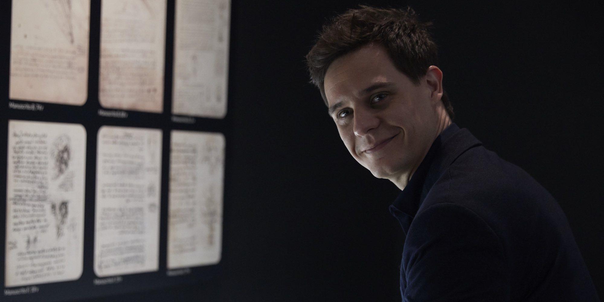 Christian Gálvez se defiende de las acusaciones con unas palabras de Leonardo Da Vinci