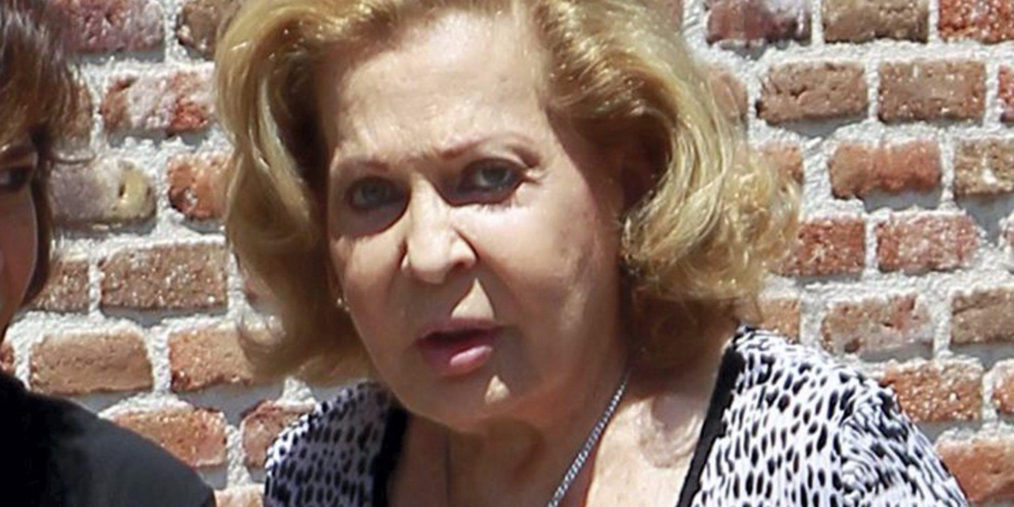 Elena Tablada hizo pasar un mal trago a su abuela volviendo a Cuba por su boda