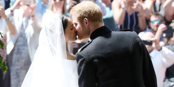 Las bodas reales de 2018: del Príncipe Harry y Meghan Markle a Christian de Hannover y Alessandra de Osma