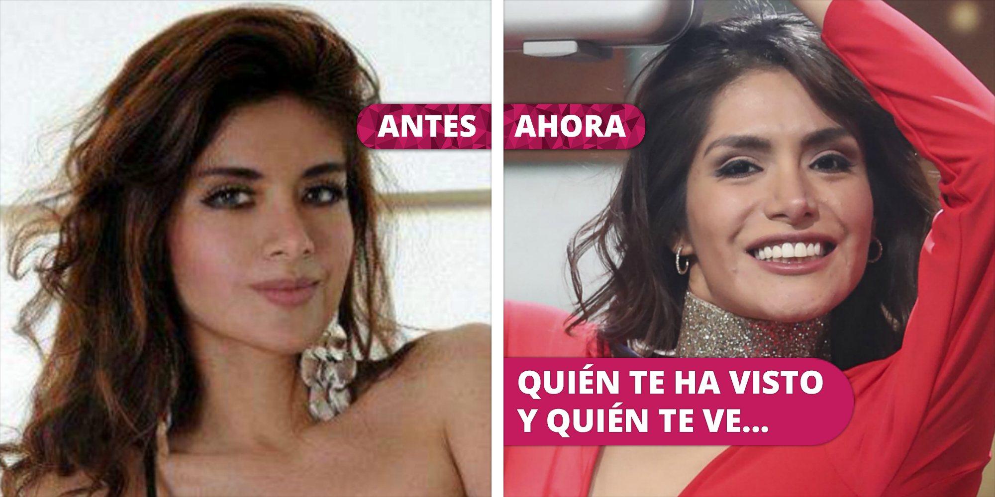 Así ha cambiado Miriam Saavedra: De sus inicios como modelo y su noviazgo con Carlos Lozano a su triunfo en 'GH VIP 6'