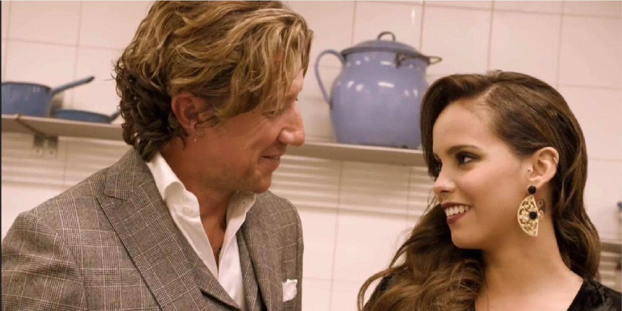 """Gloria Camila le hace la cobra a Colate y le deja las cosas claras: """"¿Tú sabes que yo tengo novio?"""""""