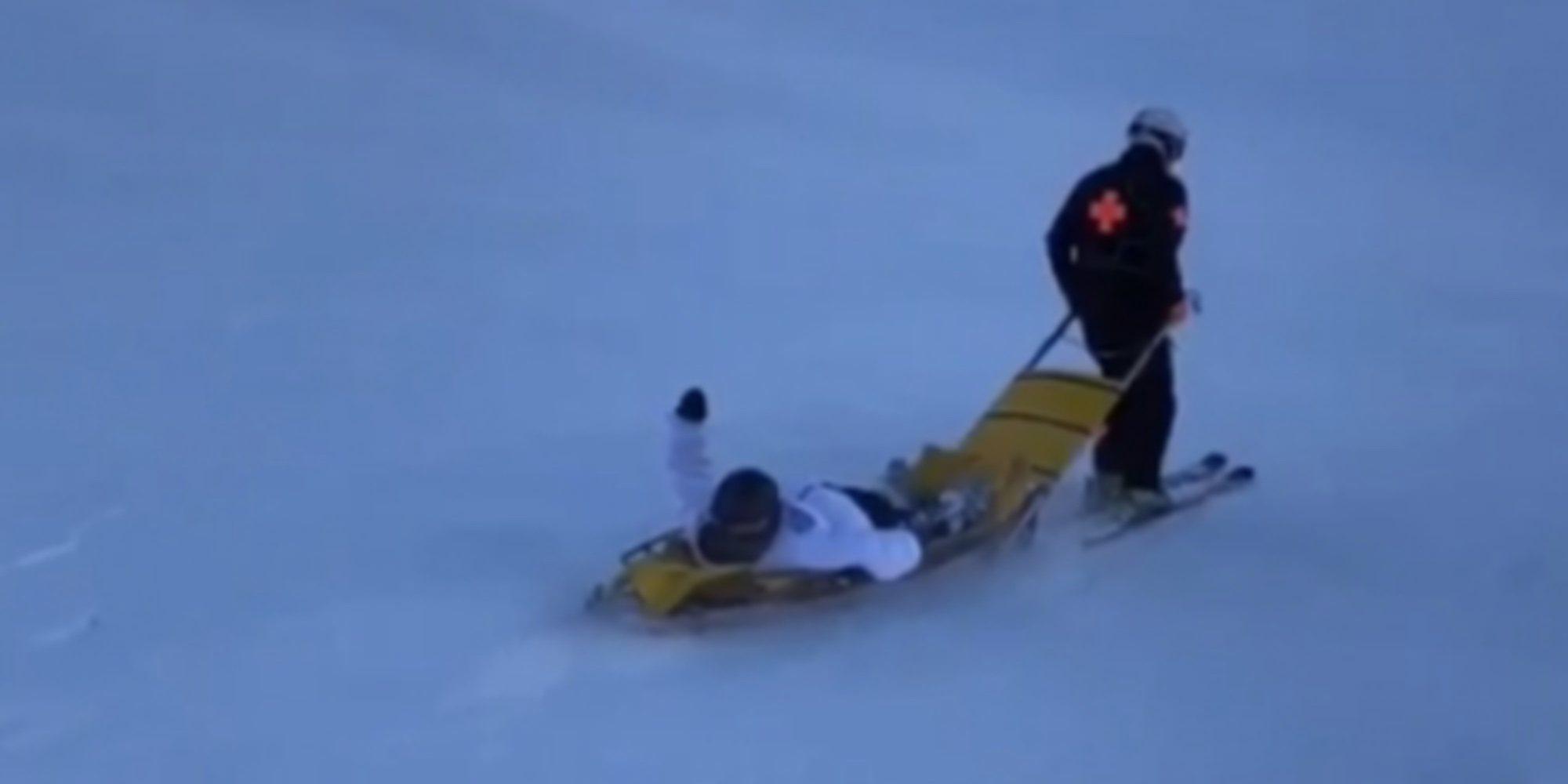 Rebel Wilson, rescatada en Aspen tras quedarse atrapada en la nieve