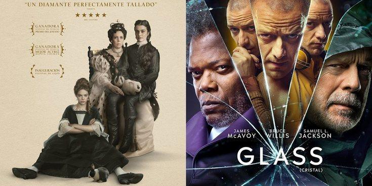 Las 5 películas más esperadas de enero de 2019