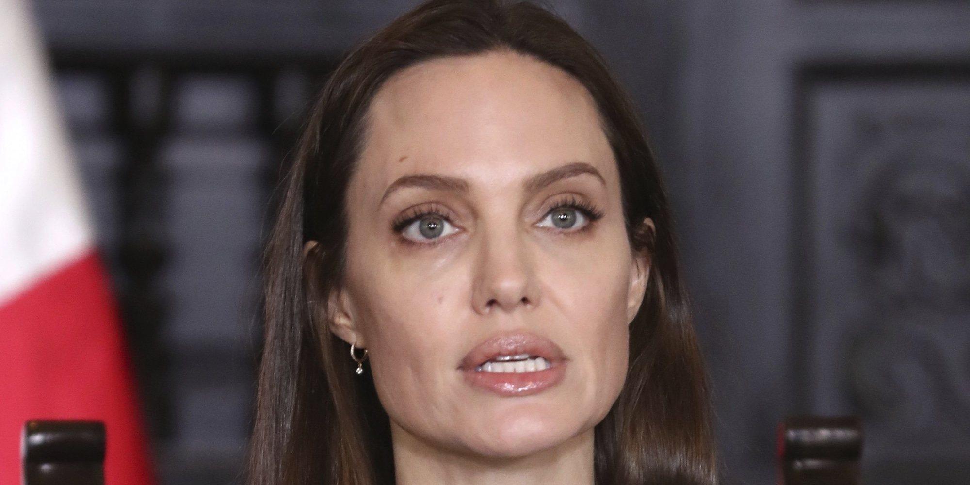Angelina Jolie se plantea entrar en la política como solución a Donald Trump