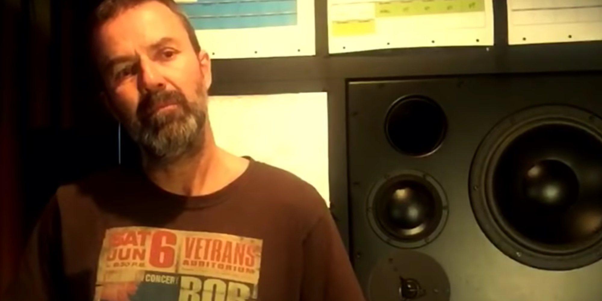 Pau Donés de Jarabe de Palo se despide del mundo de la música con un emotivo vídeo dedicado a sus fans