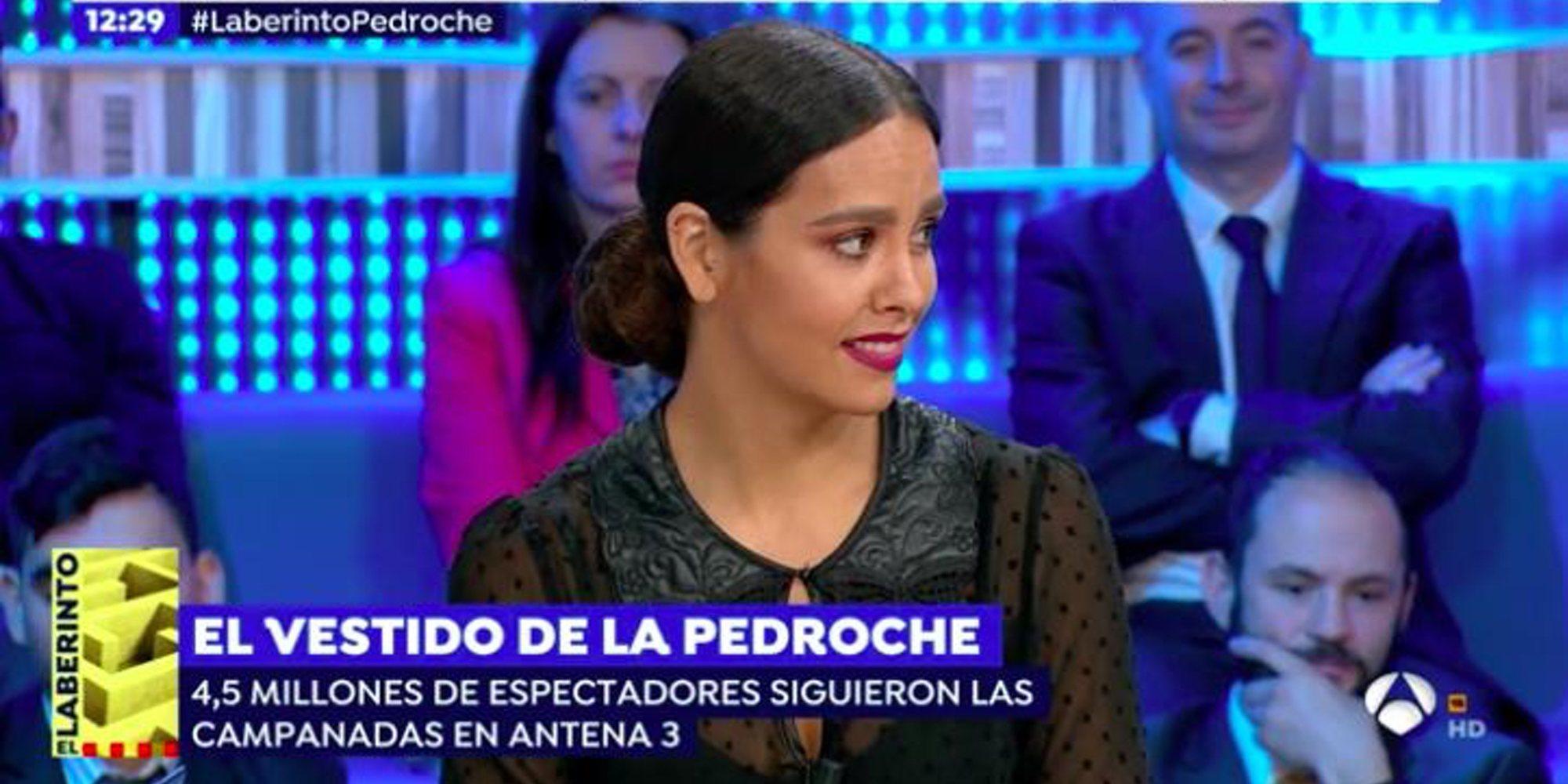 "Cristina Pedroche a punto de abandonar 'Espejo Público': ""No vengo para que me echéis a los leones"""