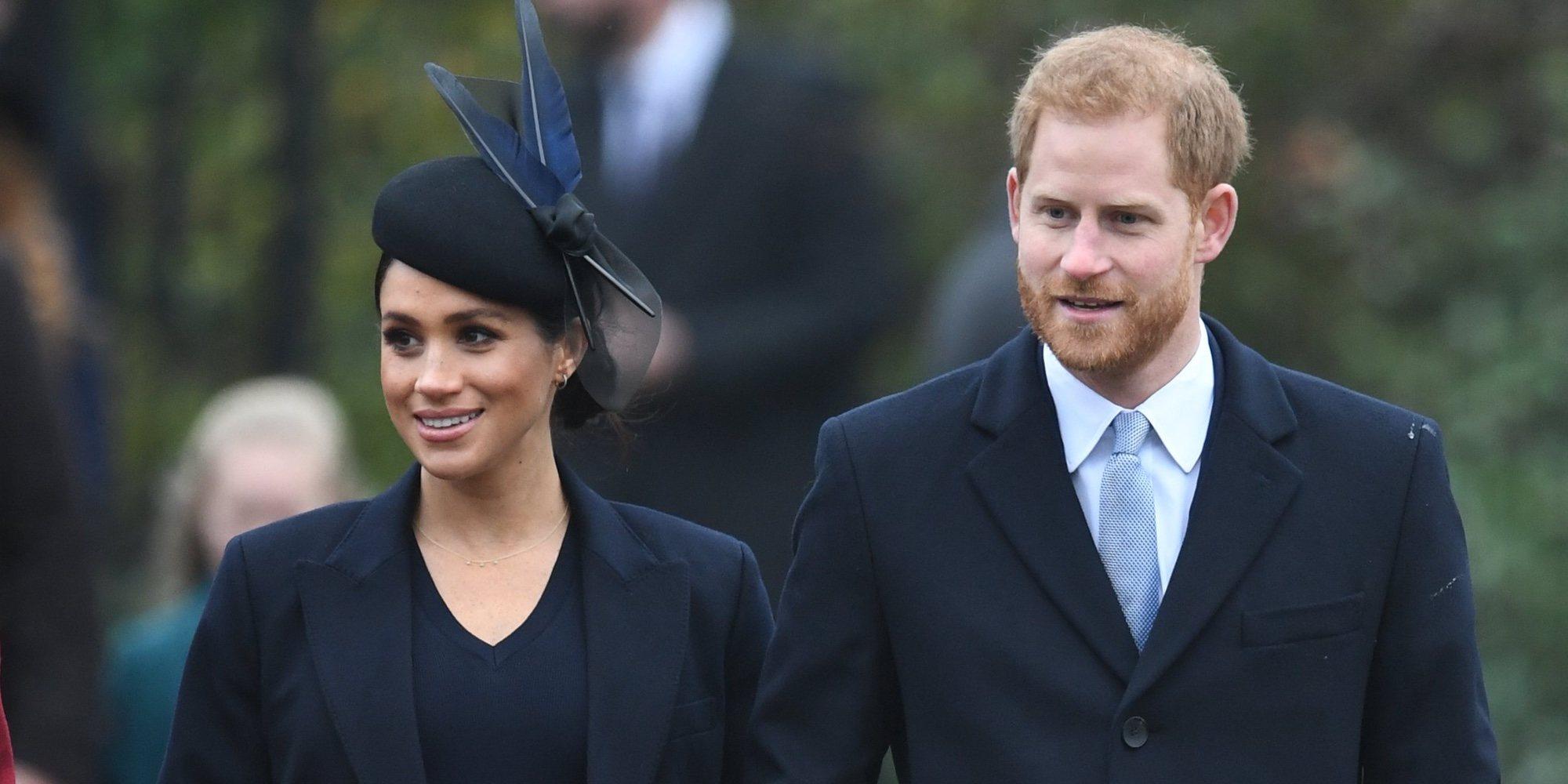El Príncipe Harry abandona sus malos hábitos gracias a Meghan Markle: ya no bebe ni alcohol ni café