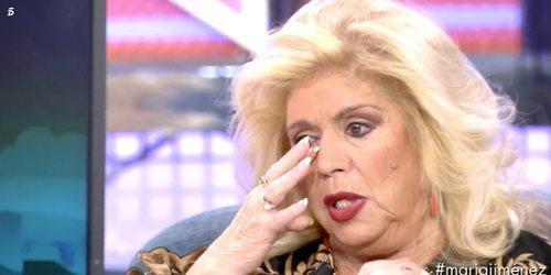 """María Jiménez sobre la muerte de Chiquetete en 'Sábado Deluxe': """"Raquel Bollo se cargó  su carrera"""""""