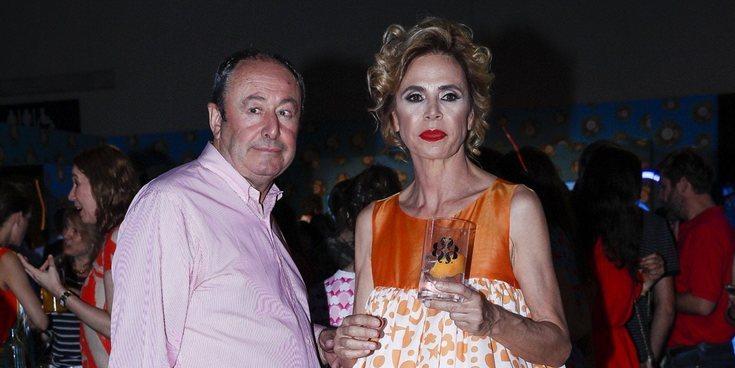 Ágatha Ruiz de la Prada defiende su amor con El Chatarrero tras sus fotos con Silvia Fominaya