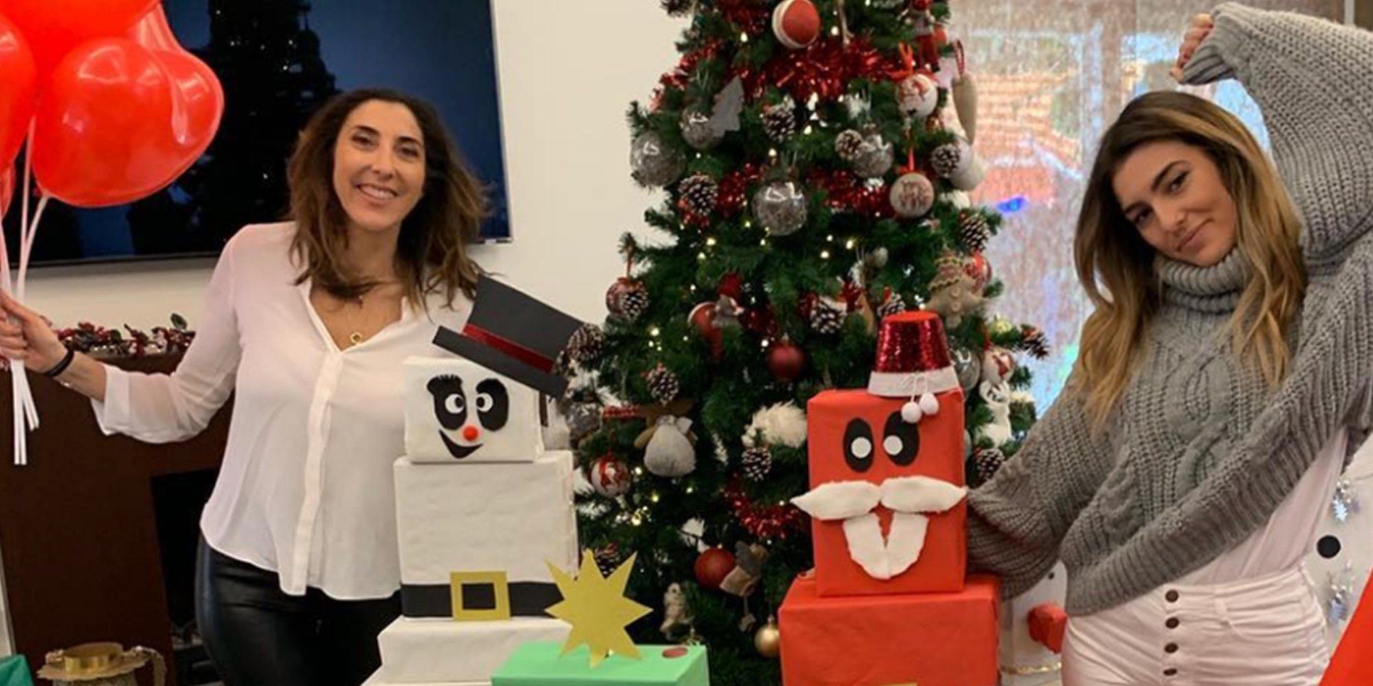 Todos estos regalos han dejado los Reyes Magos a Paz Padilla, Kiko Rivera, Sara Carbonero,...