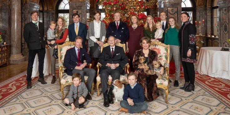 El Gran Duque Juan de Luxemburgo celebra su 98 cumpleaños rodeado de su familia pero con ausencias