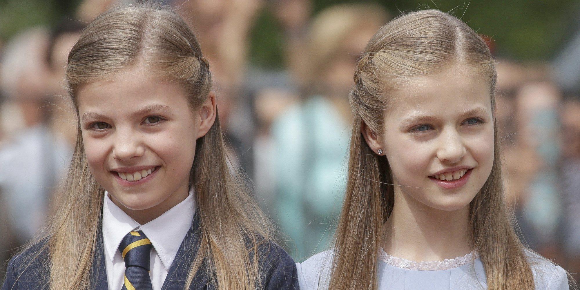 El disco que la Princesa Leonor y la Infanta Sofía no pueden parar de escuchar
