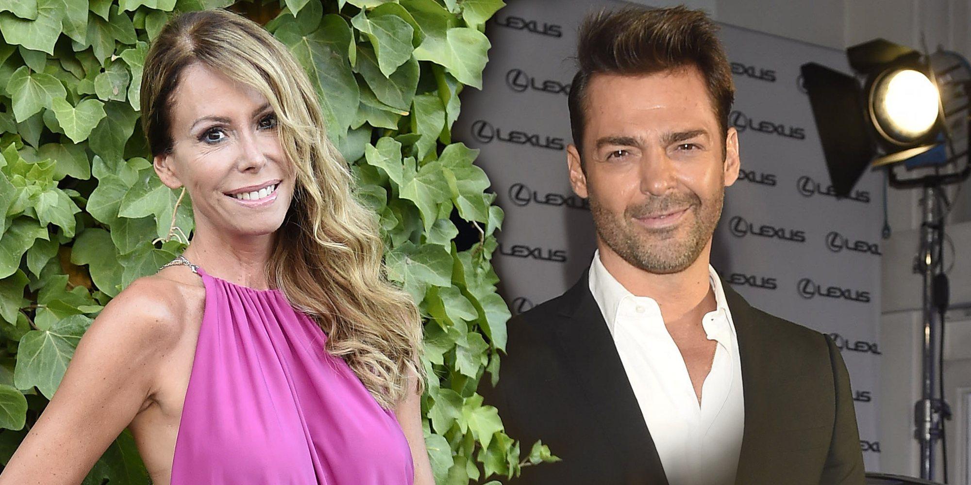 Lara Dibildos aclara su relación con Hugo Castejón tras las imágenes de su romántico beso