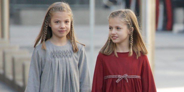 Lo que tienen en común la Princesa Leonor y la Infanta Sofía con los hijos de Julio Iglesias y Miranda Rijnsburger