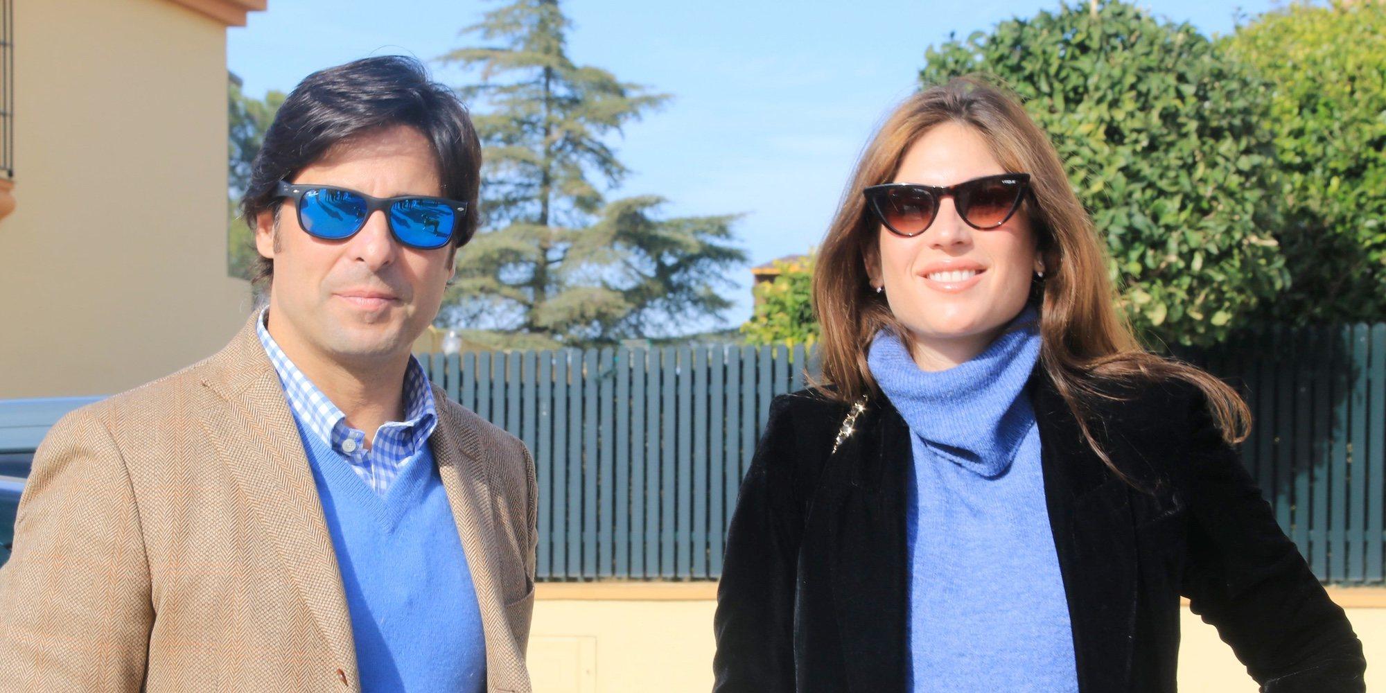 Fran Rivera y Lourdes Montes se convierten en padres de su segundo hijo en común