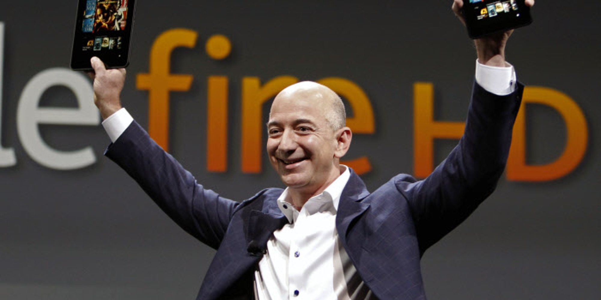 Jeff Bezos, fundador de Amazon, anuncia su divorcio de MacKenzie Bezos tras 25 años casados