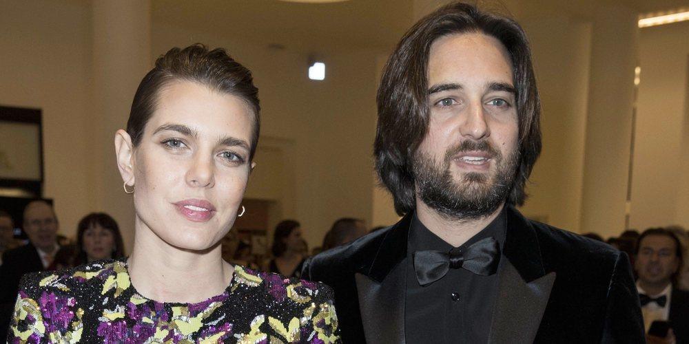 Carlota Casiraghi y Dimitri Rassam desmienten su ruptura en un comunicado y amenazan con acciones legales