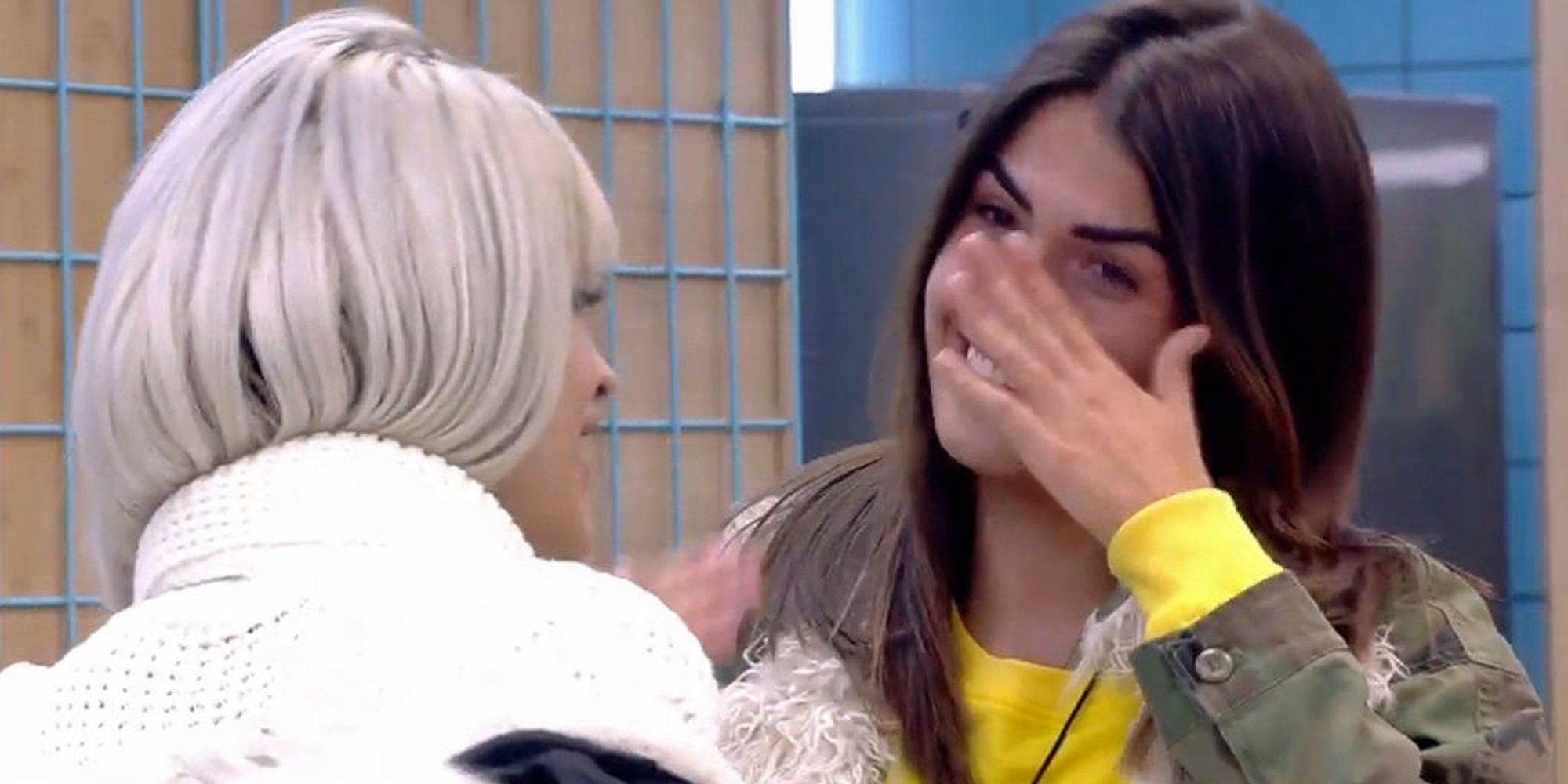 """Sofía Suescun consuela a Ylenia en su peor momento en 'GH DÚO': """"Yo ahora no iría a malas contigo nunca"""""""