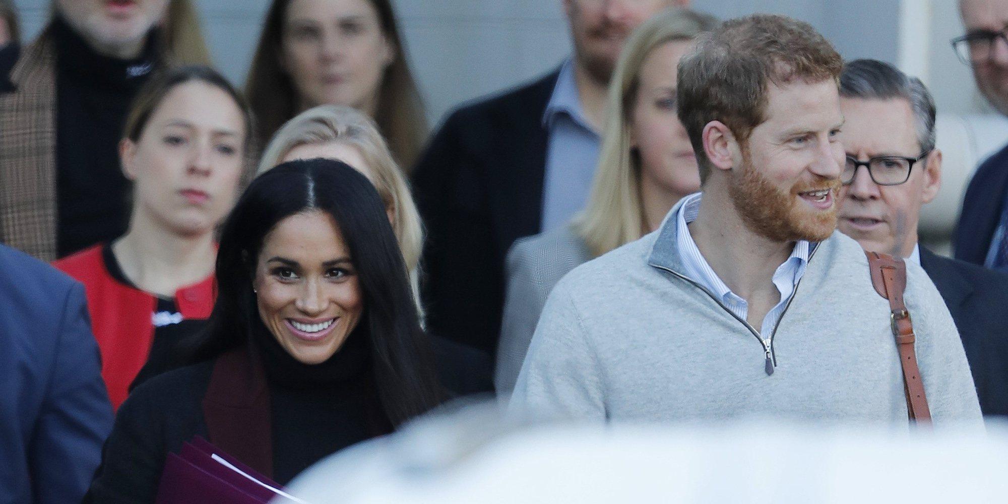 Primeras críticas hacia la costosa mudanza del Príncipe Harry y Meghan Markle a su nueva casa