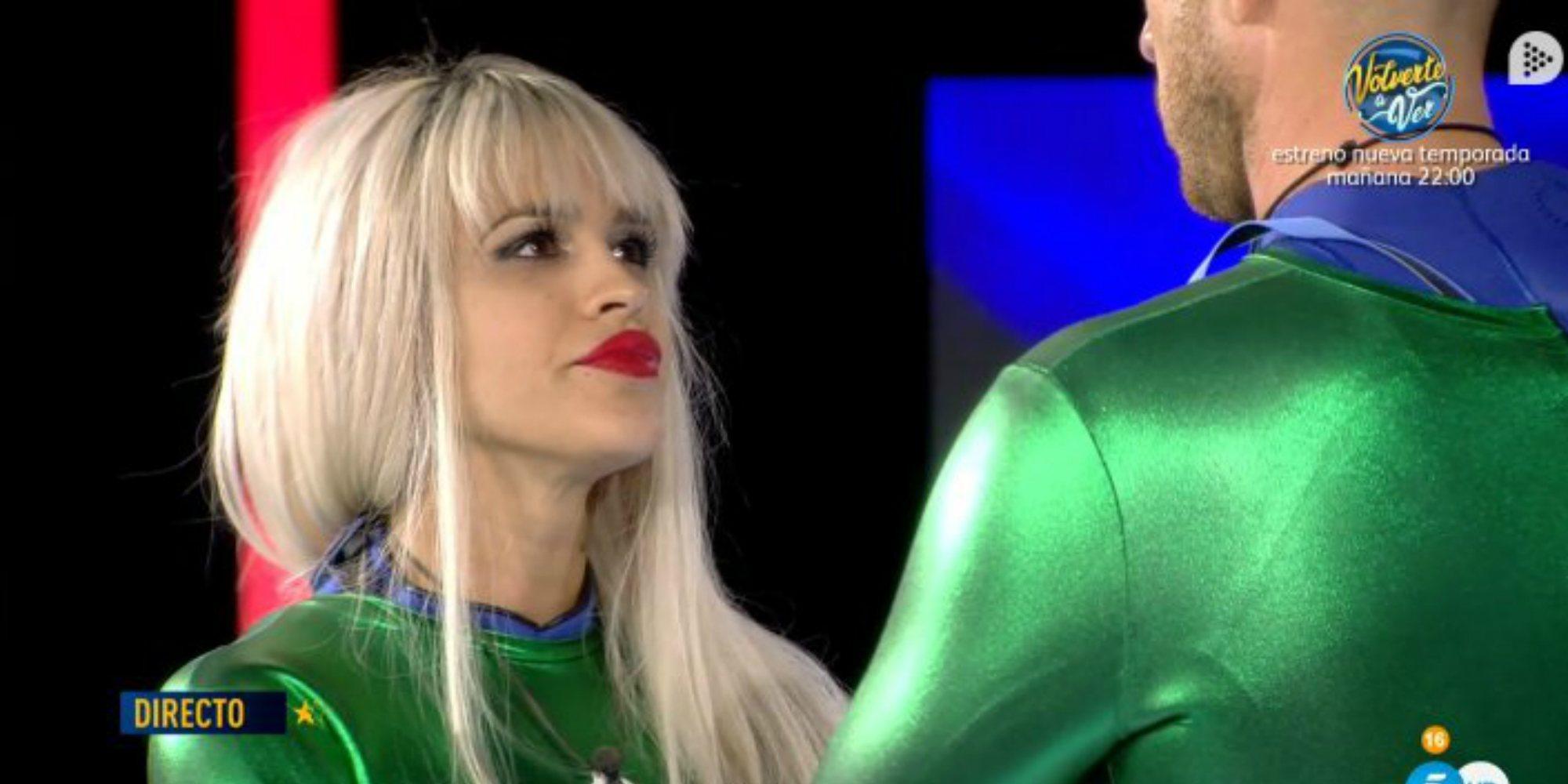 """Ylenia mantiene un tenso cara a cara con Fede en 'GH DÚO': """"Veo odio y falsedad en sus ojos. No me fío de él"""""""