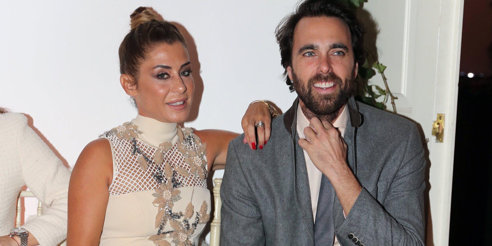 Elena Tablada, la mejor compañía de Javier Ungría tras su operación