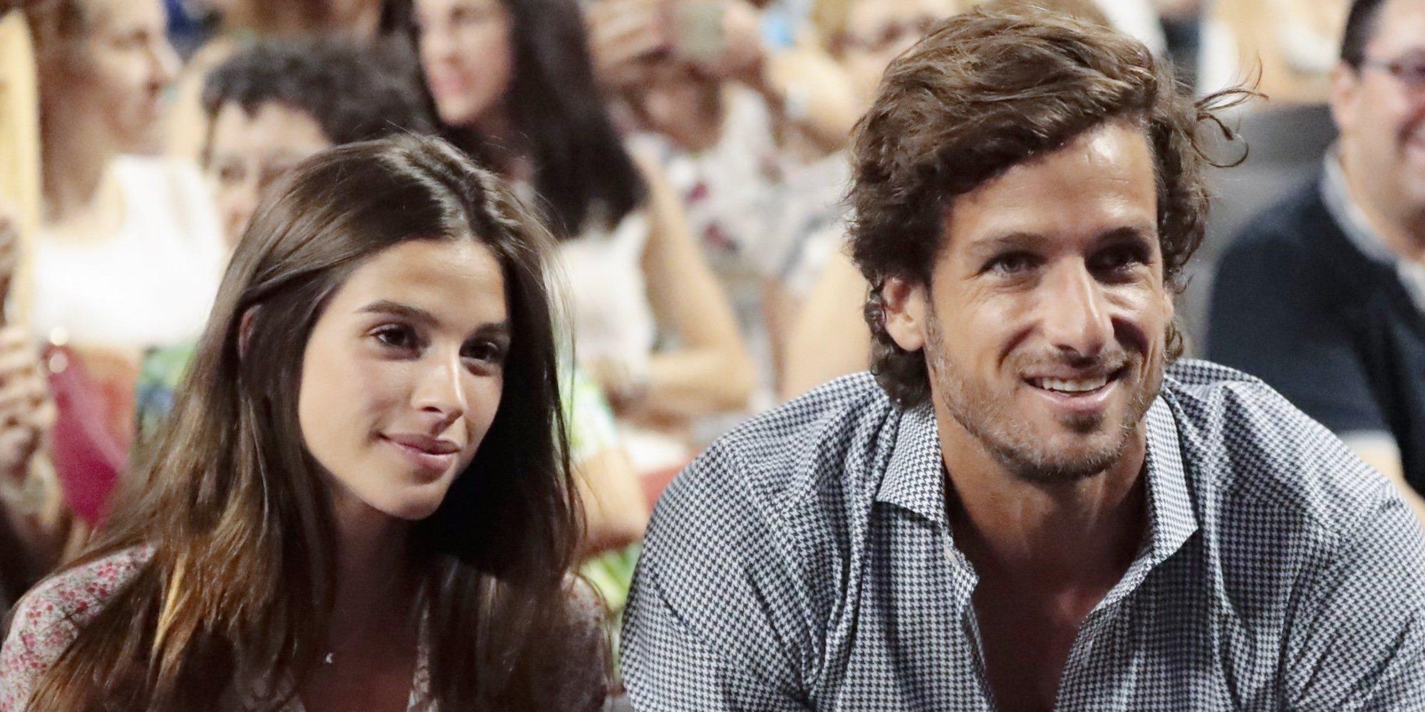 El requisito que Feliciano López ha puesto a Sandra Gago para poder casarse