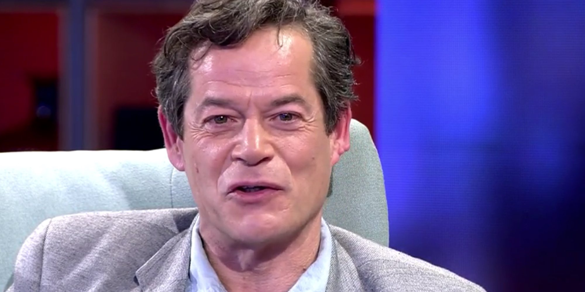 Jorge Sanz revela que uno de sus tres hijos padece fibrosis quística