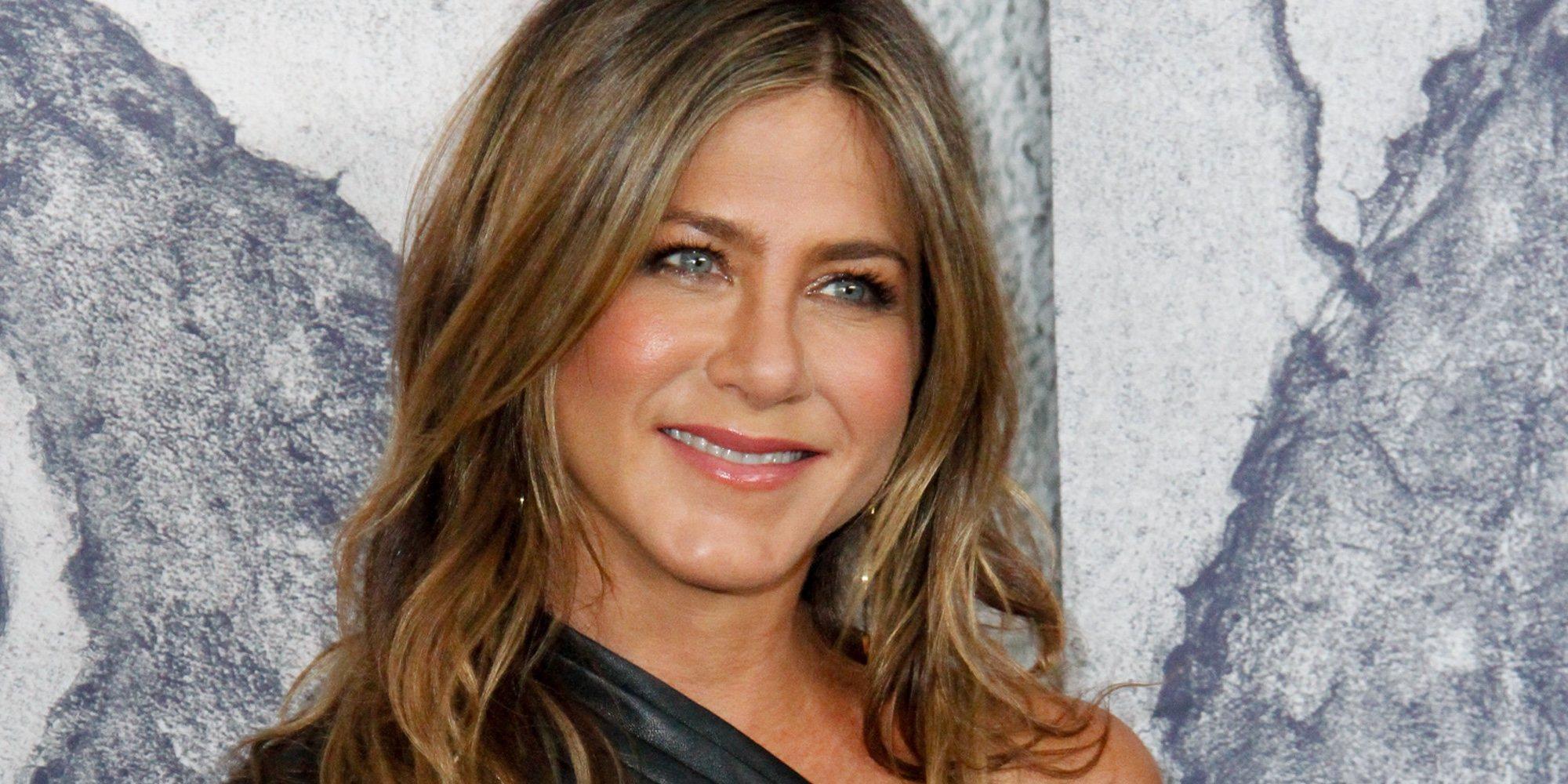 Los 5 momentos y personas que han marcado la vida de Jennifer Aniston