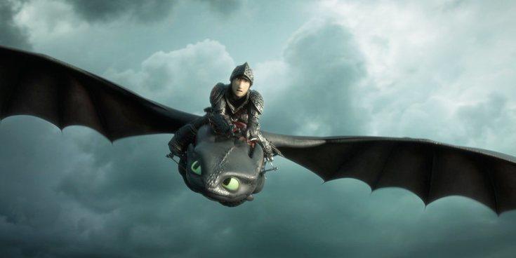 Ya disponible en plataformas digitales 'El cielo nunca cambiará', el tema de Melendi para 'Cómo entrenar a tu dragón 3'